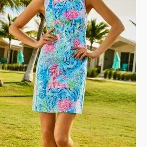 Beautiful Lilly pulitzer shift dress